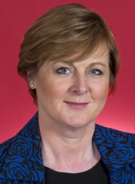 Official portrait of Linda Reynolds